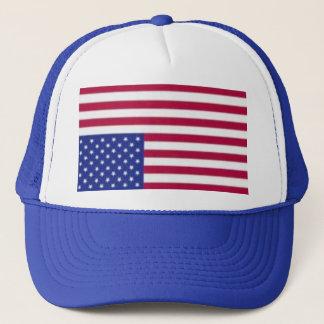 American Flag Distress Signal Hat