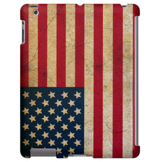 American Flag Distressed Case