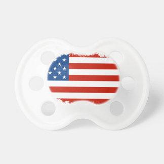 American Flag Distressed Dummy