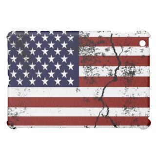 American Flag Distressed iPad Mini Cases