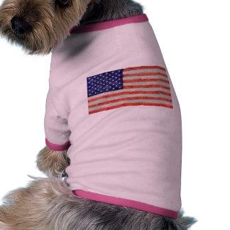 American Flag Pet Clothing
