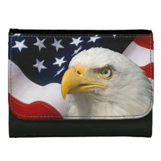 American Flag Eagle-5 Wallet