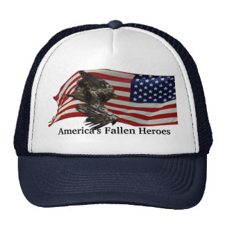AmerIcan Flag & Eagle Hats