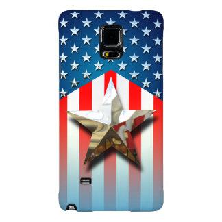 American Flag Galaxy Note 4 Case