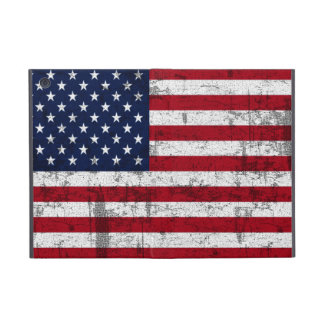 American Flag Grungy Distressed iPad Mini Covers
