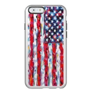 American Flag Incipio Feather® Shine iPhone 6 Case