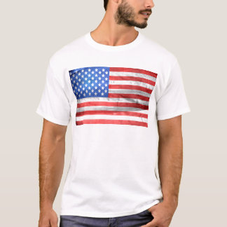 American Flag Independence Day 4 th July T-Shirt