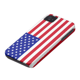 American Flag iPhone 4 Case