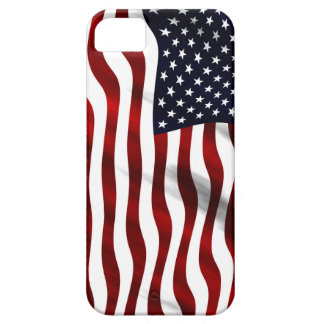 American Flag iPhone 5 5S Barely There iPhone 5 Case