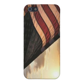 American Flag iPhone 5/5S Covers