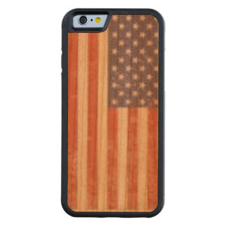 american flag iPhone 6 Bumper Cherry Wood Case Cherry iPhone 6 Bumper Case