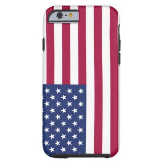 American Flag iPhone 6 case Tough iPhone 6 Case