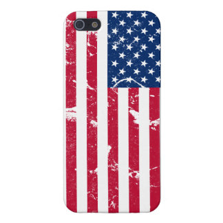 American Flag iPhone 5/5S Cases