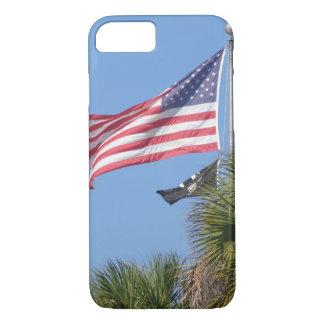 American Flag iPhone phone case
