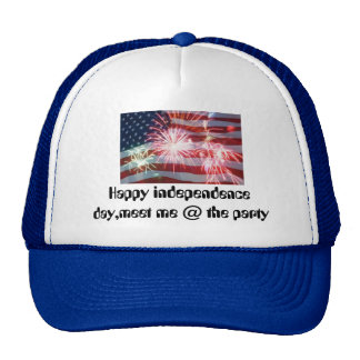 american flag july 4th, Happy independence day,... Cap