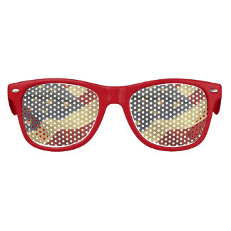 American Flag Kids Sunglasses