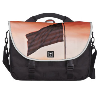 American Flag Bag For Laptop