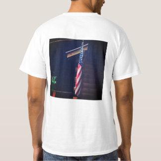 American Flag Men's Tee