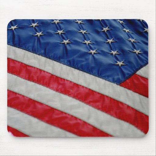 American Flag Mouse Pad Mousepads