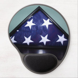 American flag mouse pad gel mouse pad