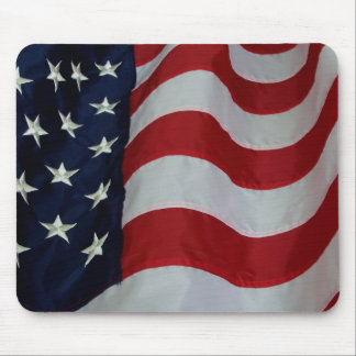AMERICAN FLAG -MOUSEPAD-6 MOUSE PAD