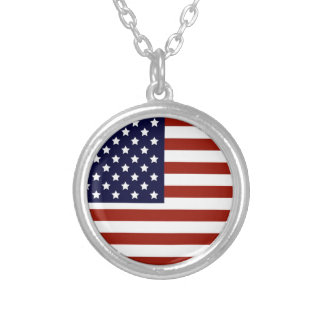 American Flag Custom Jewelry