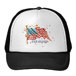 American Flag, Old Glory Hat