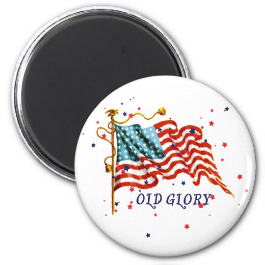 American Flag, Old Glory Magnet