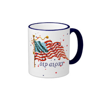American Flag, Old Glory Mugs
