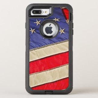 American Flag OtterBox Defender iPhone 8 Plus/7 Plus Case