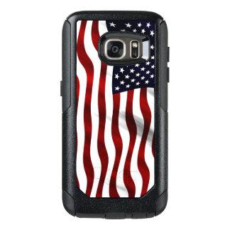 American Flag OtterBox Samsung Galaxy S7 Case