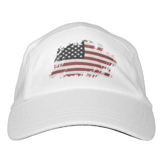 American Flag Patch. Hat