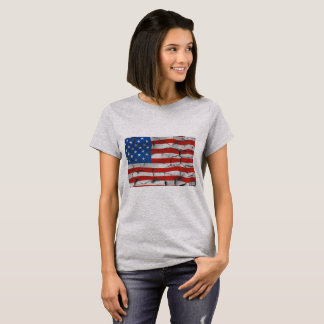 American Flag - Patriotic T-Shirt