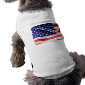 American Flag Pet Clothing