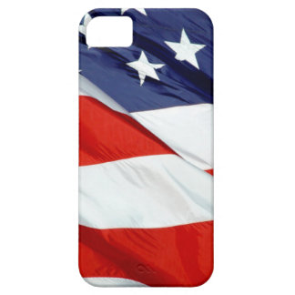 American Flag Phone Case Barely There iPhone 5 Case