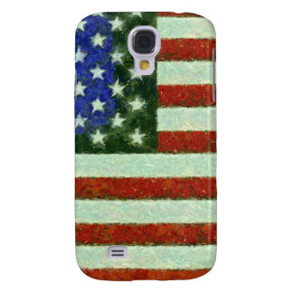 American Flag Samsung Galaxy S4 Case