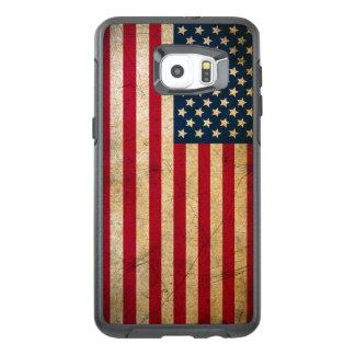 American Flag Samsung Galaxy S6 Edge Plus Case