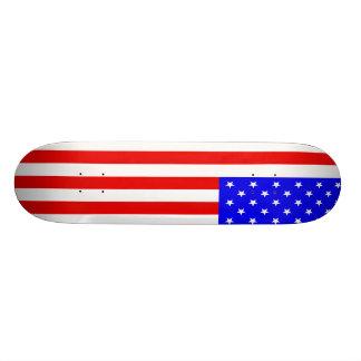 American Flag Skateboards