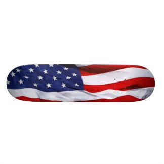 American Flag Skateboard Pro