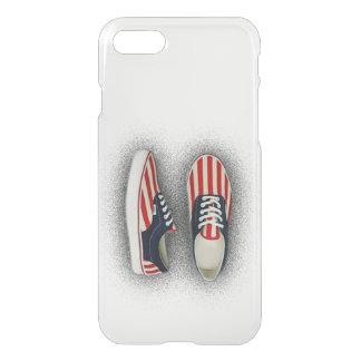 American Flag Sneakers iPhone 7 Case