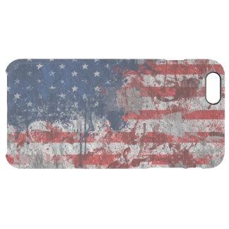 American flag spot