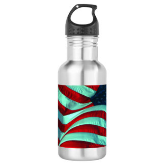 American Flag Stainless Steel Water Bottle 532 Ml Water Bottle