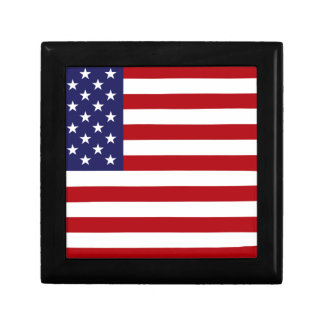 American Flag - Stars and Stripes - Old Glory Gift Box