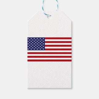 American Flag - Stars and Stripes - Old Glory Gift Tags