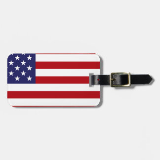 American Flag - Stars and Stripes - Old Glory Luggage Tag