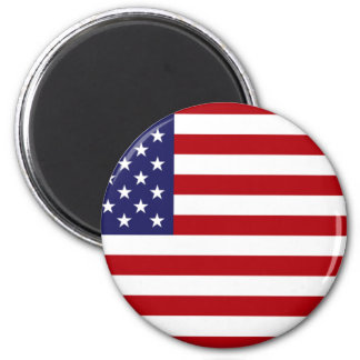 American Flag - Stars and Stripes - Old Glory Magnet