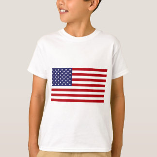American Flag - Stars and Stripes - Old Glory T-Shirt