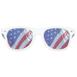 American Flag sun glasses