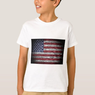 American flag. T-Shirt