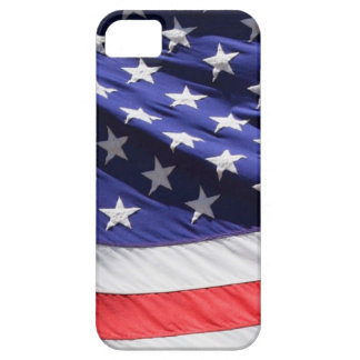 American-flag-Template Case For The iPhone 5
